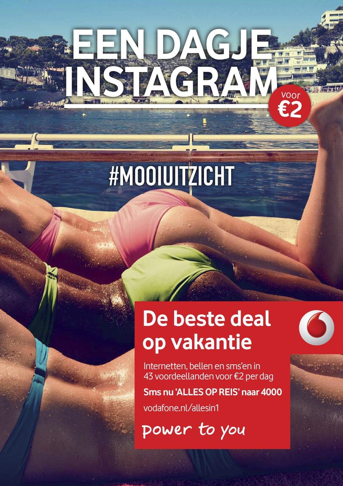 Vodafone © brenda de vries