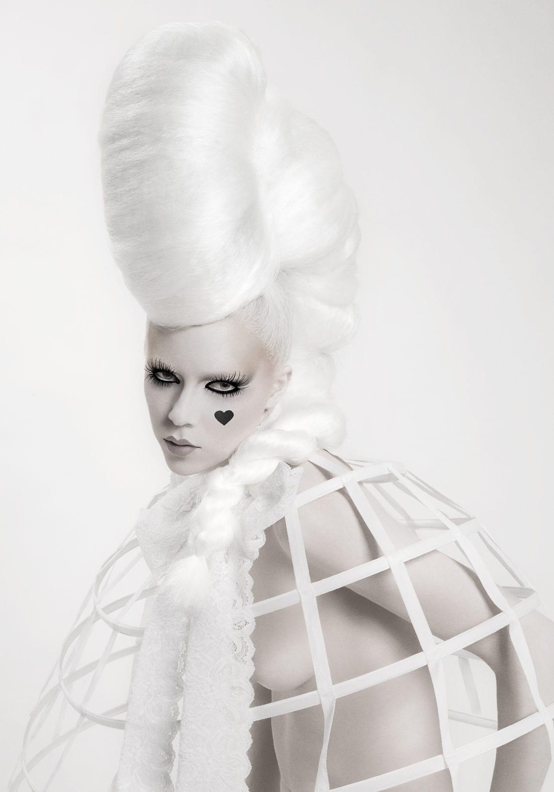 Pierot female coiffure awards © brenda de vries